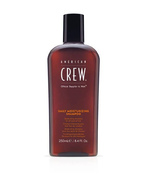 American Crew-Daily Moisturizing Shampoo 250 ml.