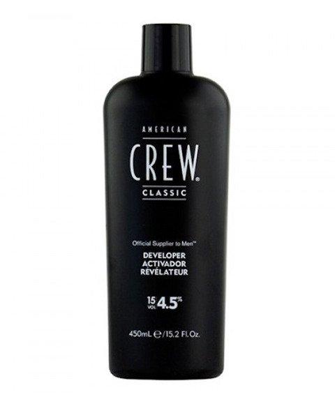 American Crew-Developer 4,5% Utleniacz Aktywator 450 ml