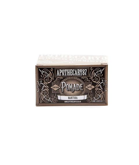 Apothecary 87-MANitoba Pomade Water Based Maple Pomada do Włosów 100g