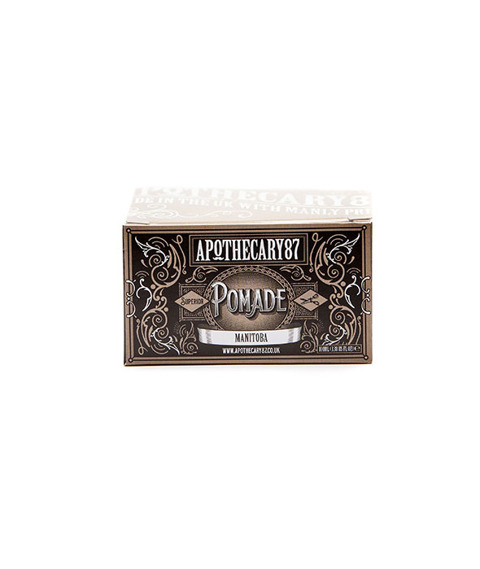Apothecary 87-MANitoba Pomade Water Based Maple Pomada do włosów 100g
