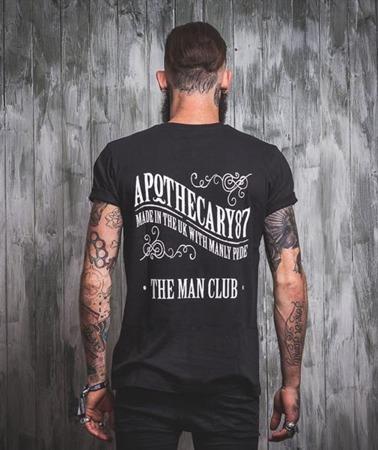 Apothecary 87-Original Design T-Shirt Black