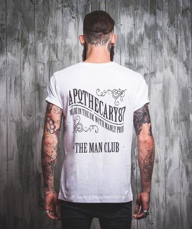 Apothecary 87-Original Design T-Shirt White