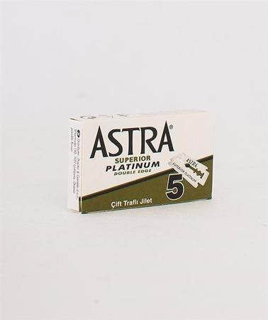Astra-Żyletki do Maszynki Platinum 5 szt.