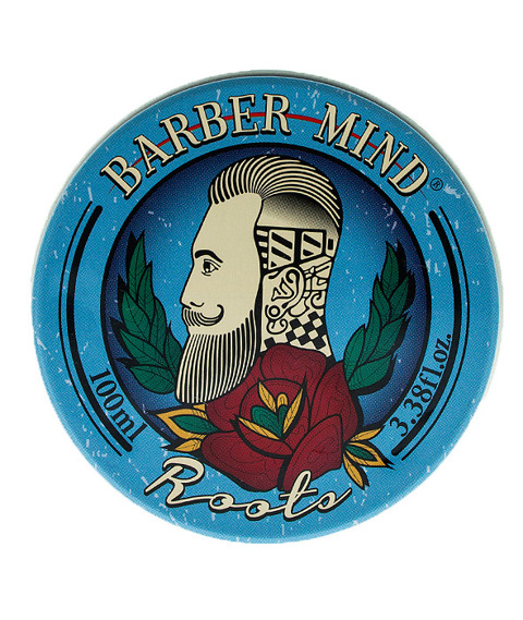 Barber Mind-Roots Pomada do Włosów 100ml