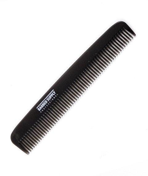 Barber Supply Professional-Hair Comb Grzebień do Włosów Black