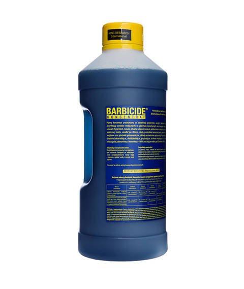 Barbicide-Koncentrat do Dezynfekcji Narzędzi 1900 ml