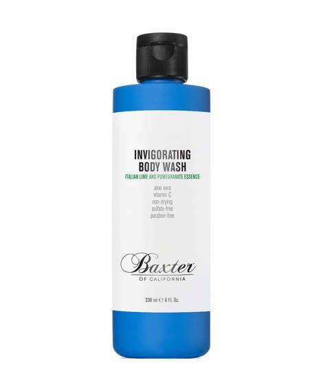 Baxter of California-Invigorating Body Wash Żel pod Prysznic Italian Lime & Pomegranate 236 ml