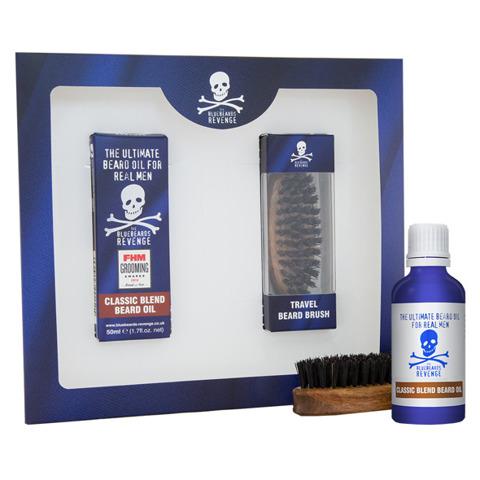 Bluebeards Revenge-Beard Grooming Kit Zestaw do Pielęgnacji Brody