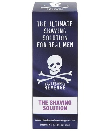 Bluebeards Revenge-Bluebeards Shaving Solution 100ml [BBRSHAVESOL]
