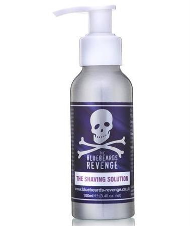 Bluebeards Revenge-Shaving Solution Preparat do Golenia 100ml [BBRSHAVESOL]