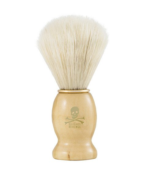 Bluebeards Revenge-Doubloon Synthetic Bristle Brush Pędzel do Golenia