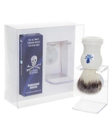 Bluebeards Revenge-Drip Stand & Vanguard Brush in Box [BBRDSVAN]