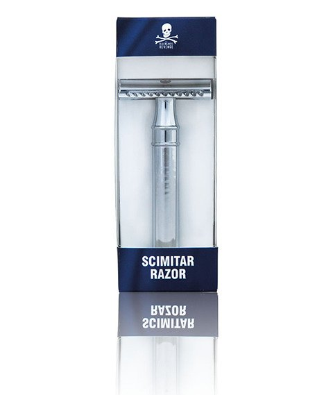 Bluebeards Revenge-Scimitar Double Edge Razor Maszynka do Golenia