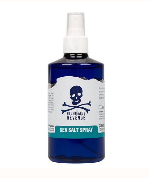 Bluebeards Revenge-Sea Salt Spray Płyn modelujący 200ml
