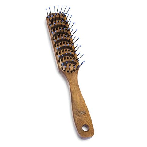 Bluebeards Revenge-Wooden Vent Brush Szczotka do Włosów