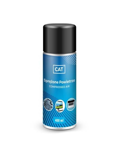CAT-Sprężone powietrze do czyszczenia maszynek 400ml