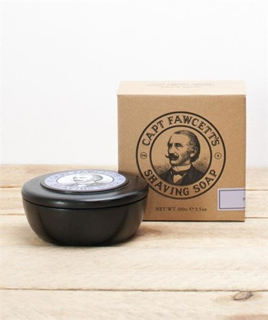 Capt. Fawcett's-Shaving Soap