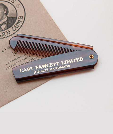 Captain Fawcett's-Beard Comb Grzebień do Brody