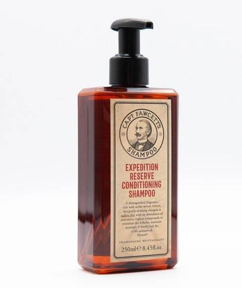 Captain Fawcett's-Expedition Reserve Conditioning Shampoo Szampon do Włosów 250 ml