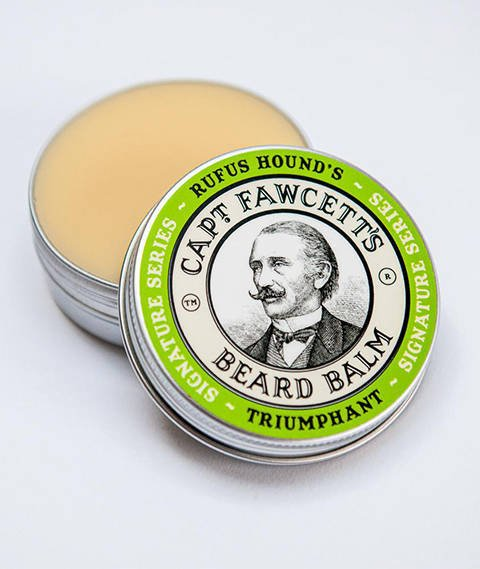 Captain Fawcett's-Triumphant Beard Balm Balsam do Brody 60 ml
