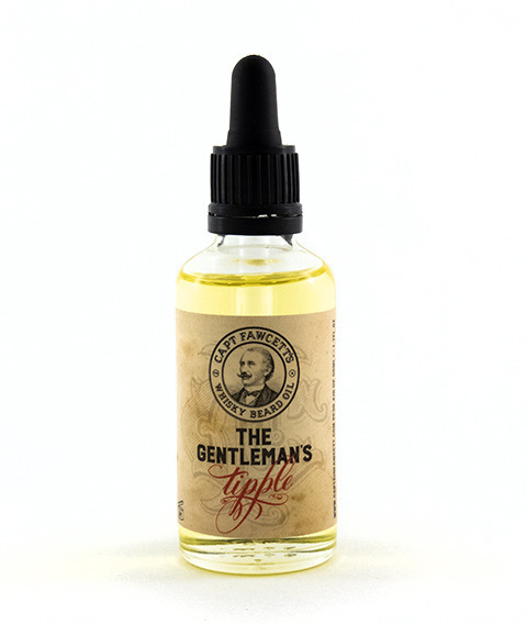 Captain Fawcett's-Whisky Beard Oil Olejek do Brody 50 ml