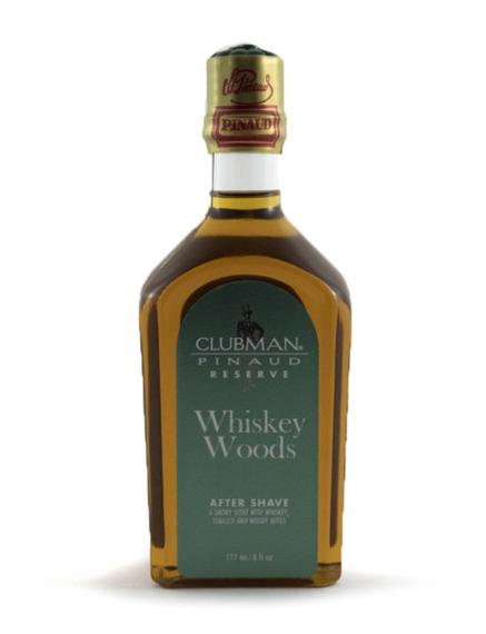 Clubman Pinaud-Whiskey Woods Aftershave Woda po Goleniu 177ml