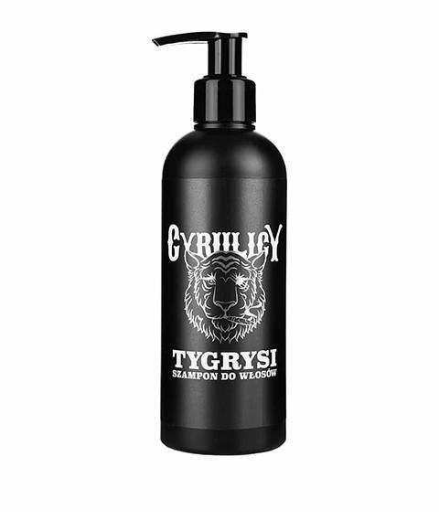 Cyrulicy-Tygrysi Szampon do Włosów 250 ml