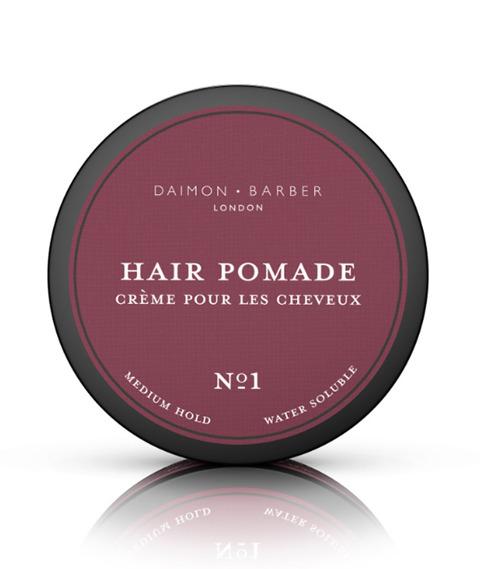 Daimon Barber - No1 Hair Pomade Pomada do Włosów 100g
