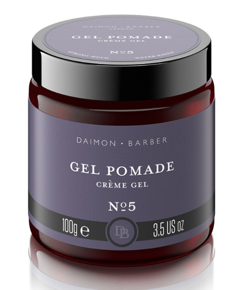 Daimon Barber - No5 Gel Pomade Pomada do Włosów 100g