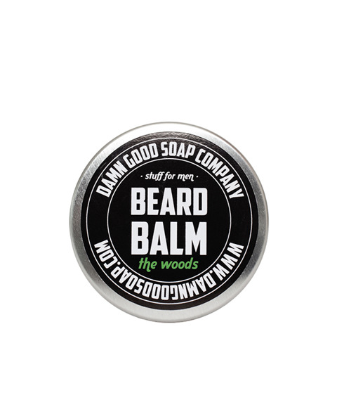 Damn Good Soap-Beard Balm The Woods Balsam do Brody 50 ml