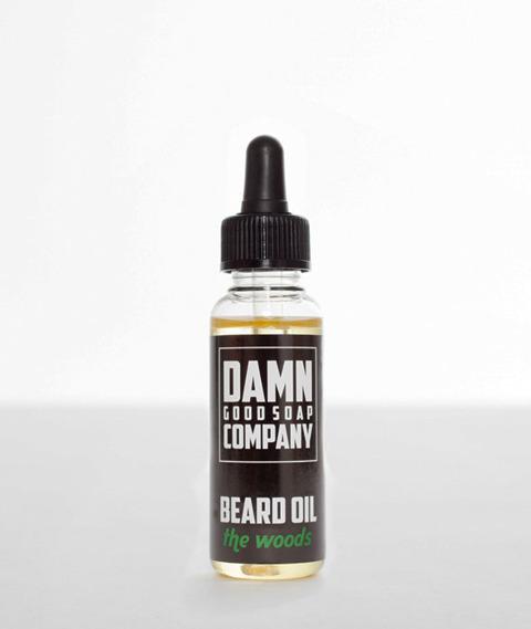 Damn Good Soap-Beard Oil The Woods Olejek do Brody 25ml