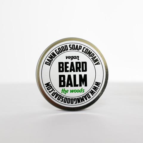 Damn Good Soap-Vegan Beard Balm The Woods Balsam do Brody 50ml