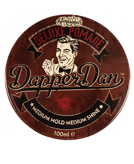 Dapper Dan-Deluxe Pomade Pomada do Włosów 100 ml