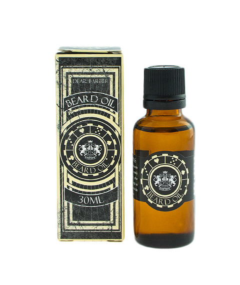 Dear Barber-Beard Oil Olejek do brody 30 ml