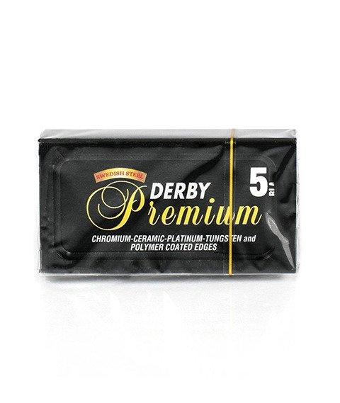 Derby-Żyletki Premium do Maszynki 5szt.