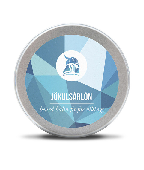 Fit for Vikings - Jökulsárlón Beard Balm Balsam do Brody 60ml