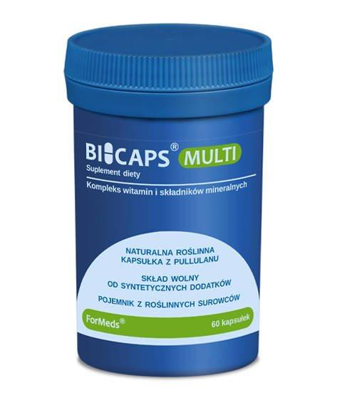 ForMeds-BICAPS MULTI Suplement Diety Multiwitamina 60 kapsułek