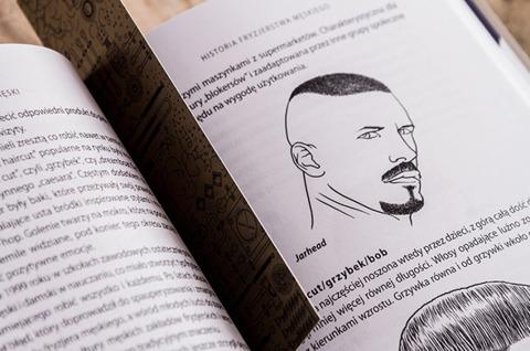 Fryzjer Męski Adam Szulc Książka