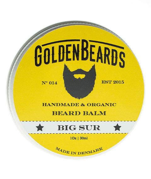 Golden Beards-Beard Balm Big Sur Balsam do Brody 60 ml