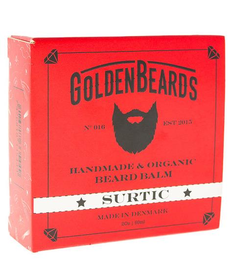 Golden Beards-Beard Balm Surtic Balsam do Brody 60 ml