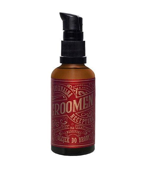 Groomen-Olejek do Brody Fire 50ml