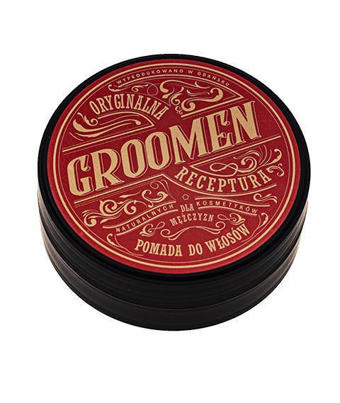 Groomen-Pomada do Włosów Fire 120 g