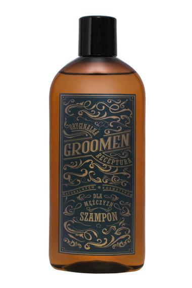Groomen-Szampon do Włosów 300ml