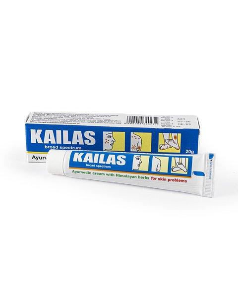 Kailas-Ajurwedyjski Krem na Problemy Skórne 20g