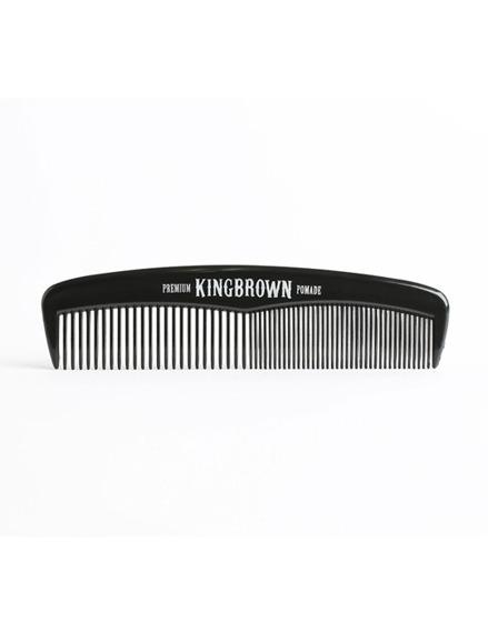 King Brown-Black Comb Grzebień do Włosów Kieszonkowy