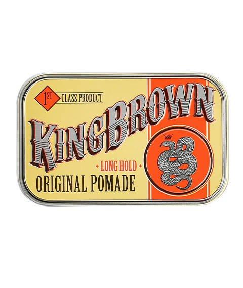 King Brown-Original Pomade Pomada do Włosów 71g