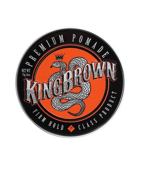 King Brown-Premium Pomade Pomada do Włosów 75g
