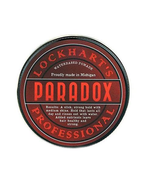 Lockhart's-Paradox Water Based Pomade Firm Pomada do Włosów 105g