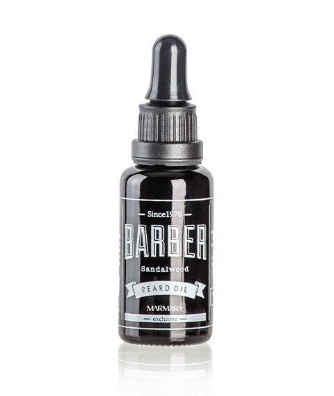 Marmara-Beard Oil Sandalwood Olejek do Brody 30 ml