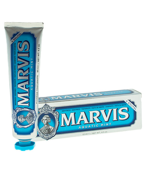 Marvis-Pasta do Zębów Aquatic Mint 85ml